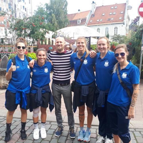 Walking tour Riga